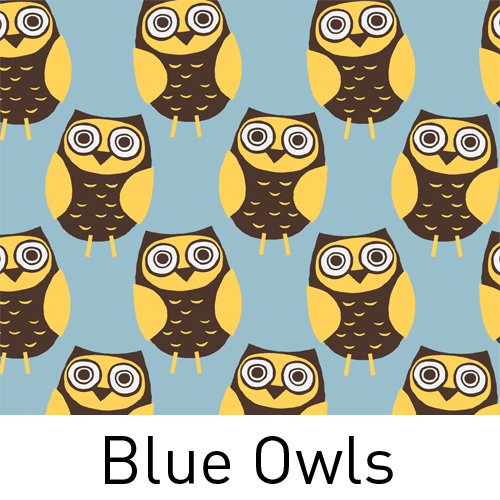 Owls Blue