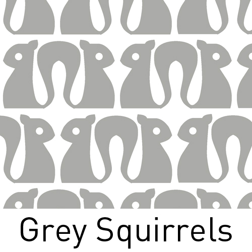 Squirrels Grey
