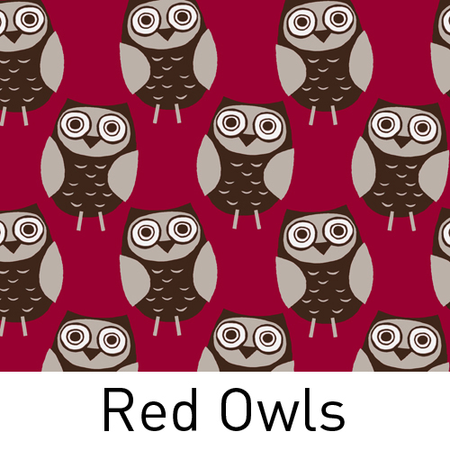 Owls Red