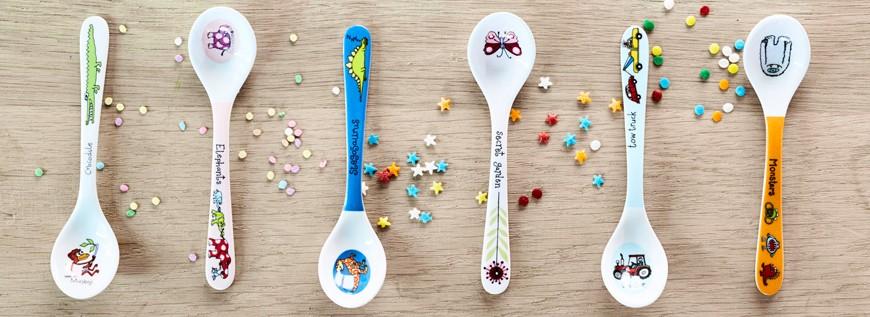 Melamine Spoons