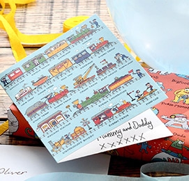 Greetings Cards & Gift Wrap