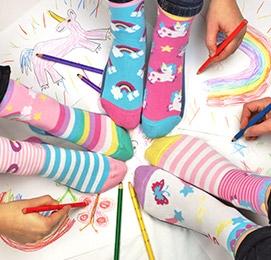 Kid's Fun Socks