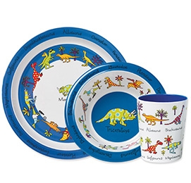 Melamine Kids Dinner Sets