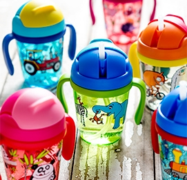 Toddler Bottles
