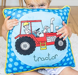 Kid's Cushions