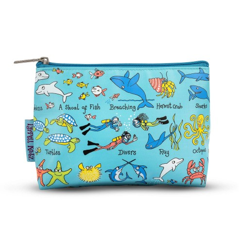Tyrrell Katz Ocean Wash Bag