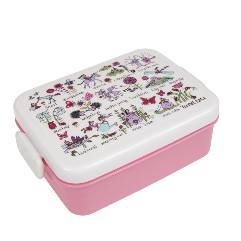 Tyrrell Katz Secret Garden Lunchbox