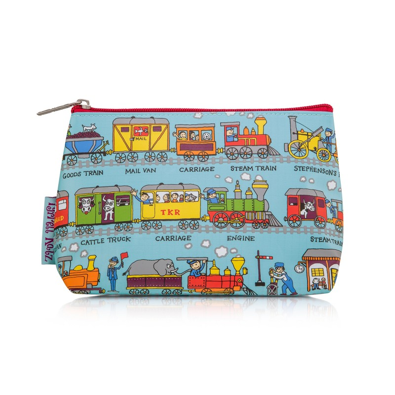 Trains Washbag Tyrrell Katz
