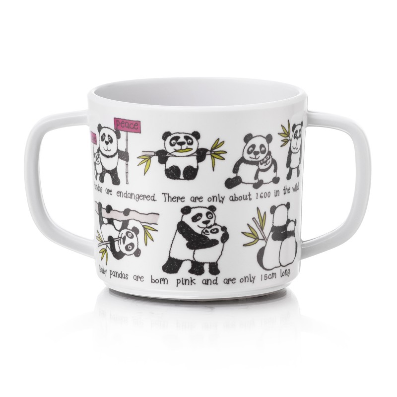 Pandas Design Training Cup