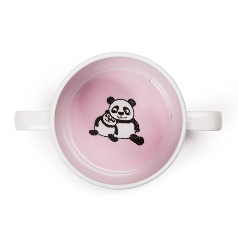 Pandas Design Training Cup Inside