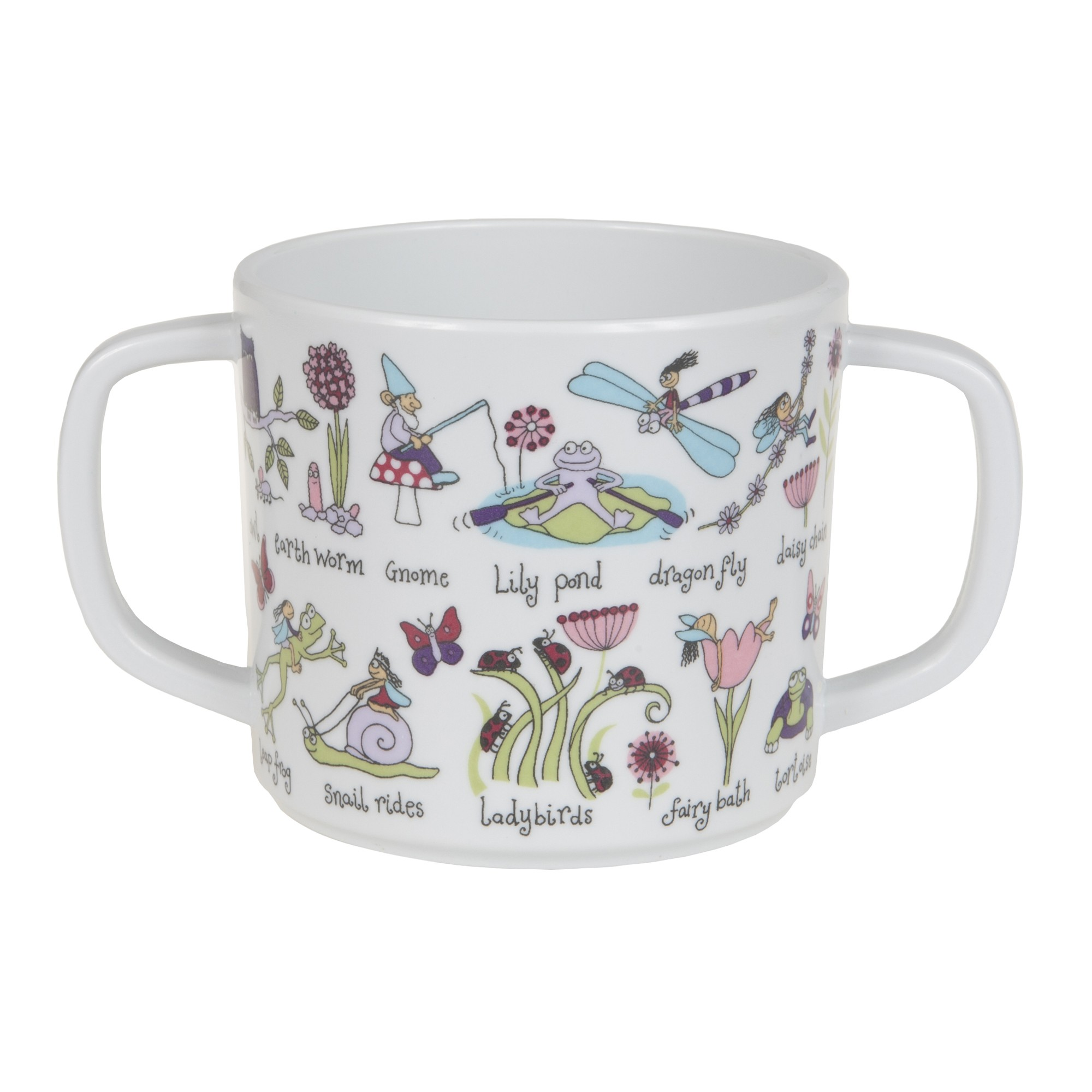 Secret Garden Training Cup