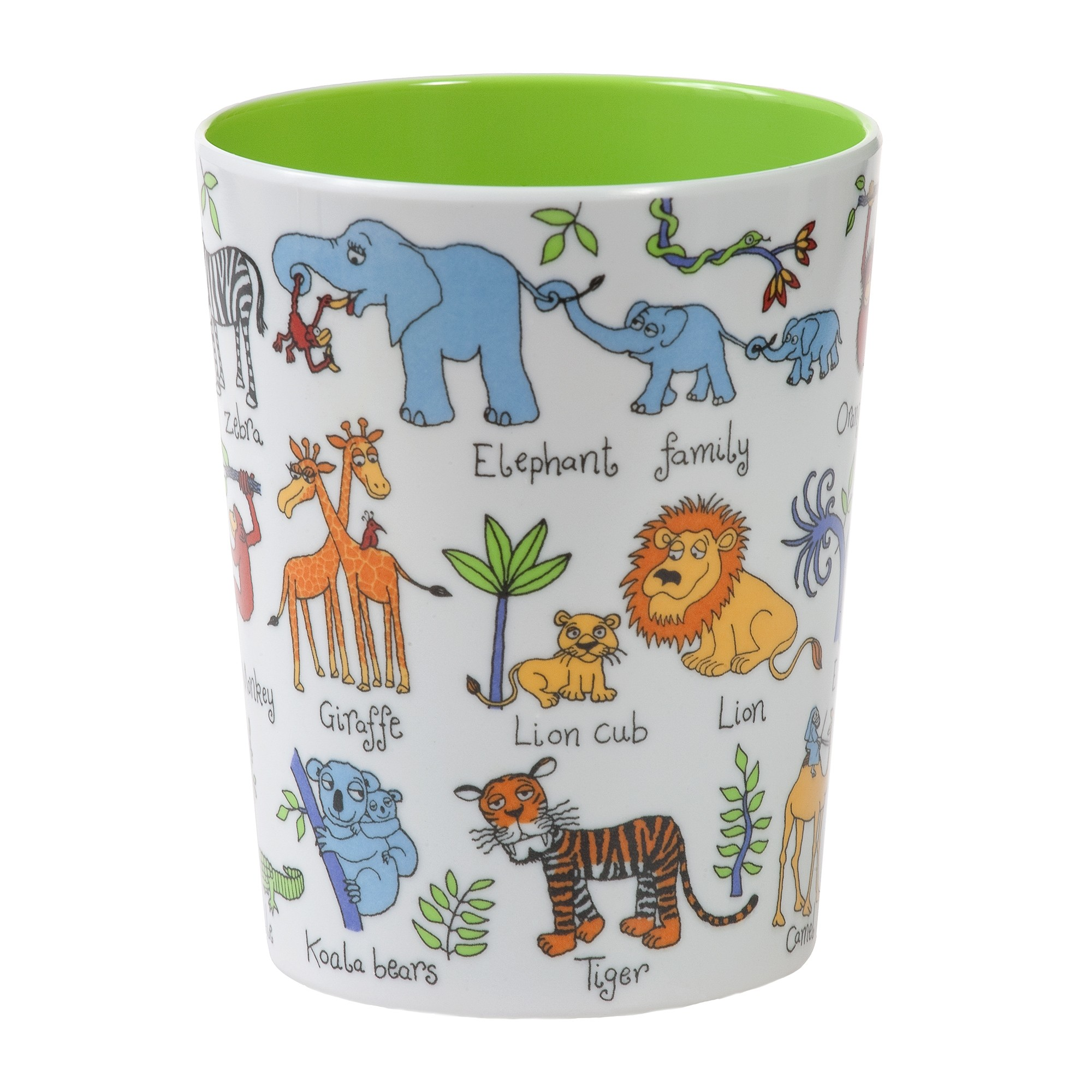 Jungle Beaker