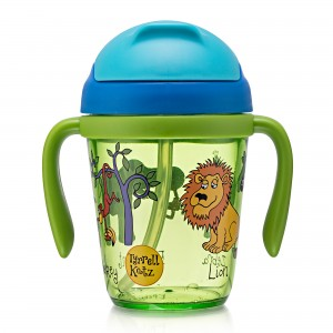 Tyrrell Katz Jungle Toddler Drinking Bottle
