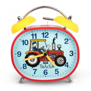 Tyrrell Katz Trucks Design Children's Alarm Clock