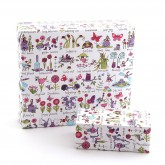 Secret garden Wrapping Paper