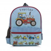 Trucks Kids Backpack