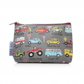 Cars Design Children's Wash Bag