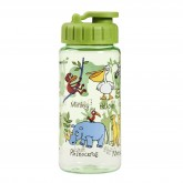Jungle Drinking Bottle with straw
