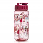 New Princess Drinking Bottle With Straw