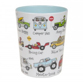Cars Melamine Children's Beaker