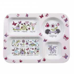 Secret Garden Compartment Tray