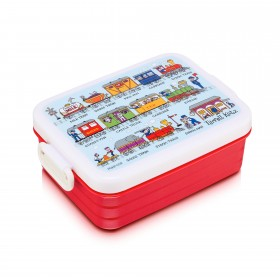 Trains Lunch Box
