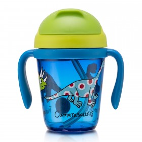 Dinosaur Toddler Drinking Bottle