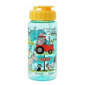 New Farm Drinking Bottle With Straw