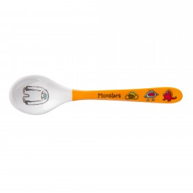 Monsters Melamine Spoon