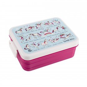 Unicorns Print Children's Lunch Box