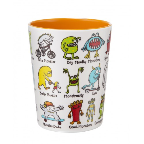 Tyrrell Katz Melamine Monsters Beaker