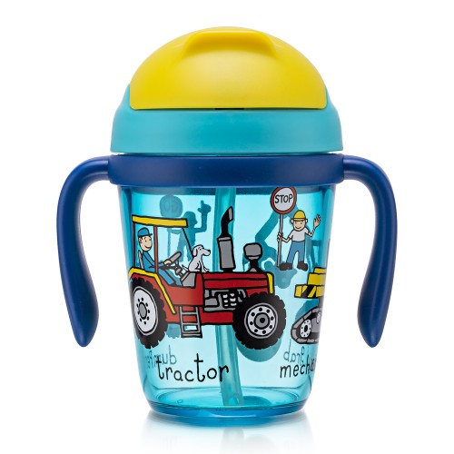 Tyrrell Katz Trucks Toddler Drinking Bottle
