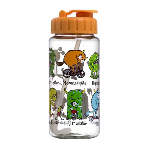 Monsters Design Kids Drinking Bottle