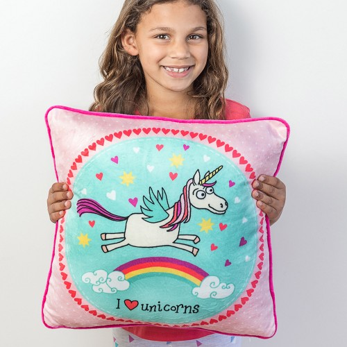 Tyrrell Katz Unicorns Cushion