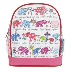 Elephants Mini Backpack