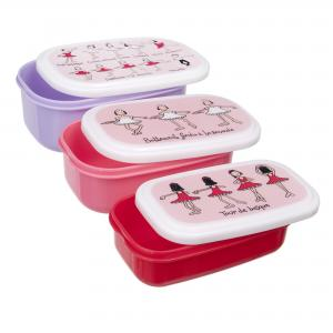 Ballet Snack Boxes
