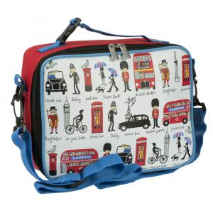 London Insulated Lunch Bag