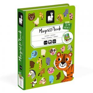 Animals Magnetic Book