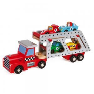 4 Car Transporter Lorry