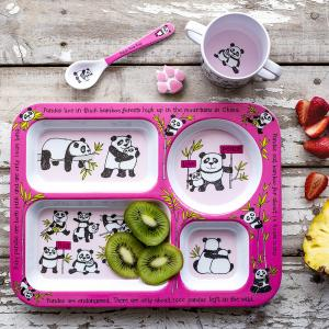 Pandas Melamine Spoon