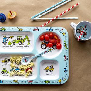 Trucks Melamine Spoon