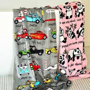 Cars Design Children's Towel