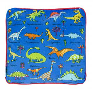 Dinosaurs Plush Cushion