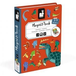 Dinosaurs Magnetic Book