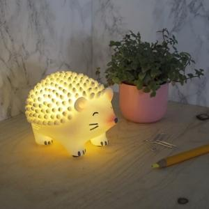 House of Disaster Mini Hedgehog LED Light