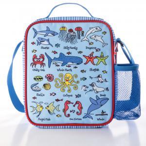 New Ocean Lunch Bag