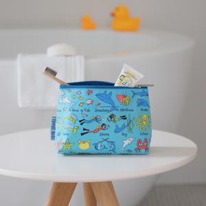 Ocean Wash Bag