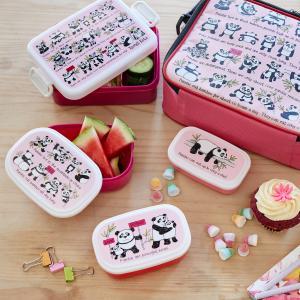 Pandas Snack Boxes