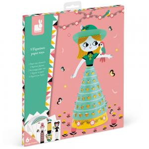 Create Paper Doll Toys