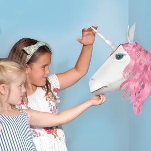 Create a Magical Unicorn Friend